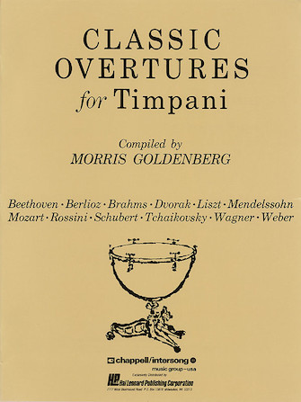 Product Cover for Classic Overtures for Timpani