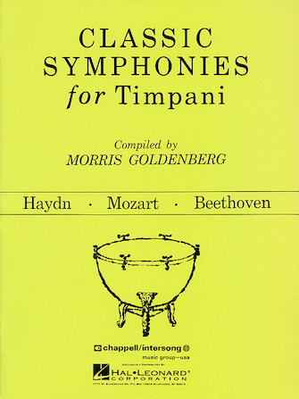Product Cover for Classic Symphonies For Timpani