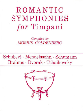 Product Cover for Romantic Symphonies for Timpani