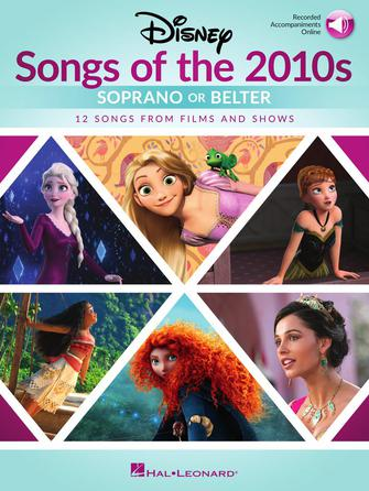 Product Cover for Disney Songs of the 2010s: Soprano or Belter