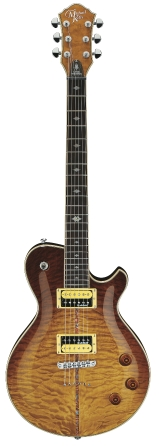 Product Cover for Patriot Instinct Bold - Custom Collection Scorched Electric Guitar