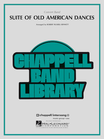 Product Cover for Suite of Old American Dances