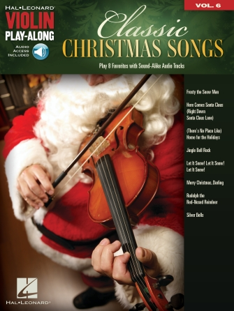 Product Cover for Classic Christmas Songs