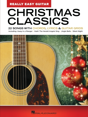 Product Cover for Christmas Classics – Really Easy Guitar Series