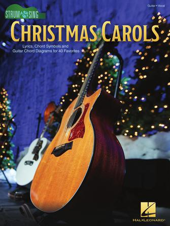 Product Cover for Christmas Carols – Strum & Sing Guitar