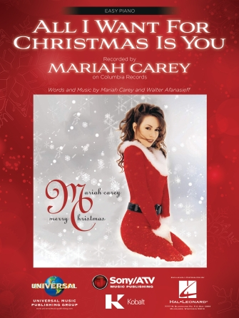 Product Cover for All I Want for Christmas Is You