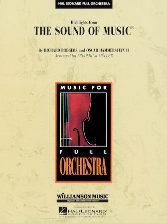 Product Cover for Highlights from The Sound of Music