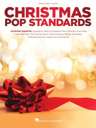 Product Cover for Christmas Pop Standards