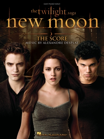 Product Cover for The Twilight Saga – New Moon: The Score