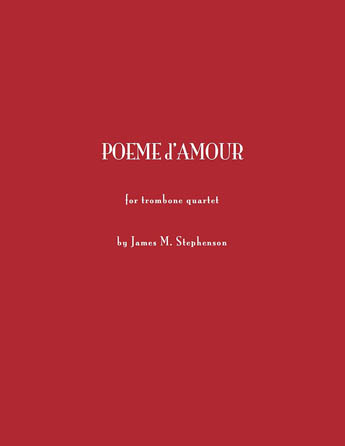Product Cover for Poeme d'Amour