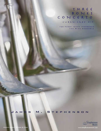 Product Cover for Three Bones Concerto
