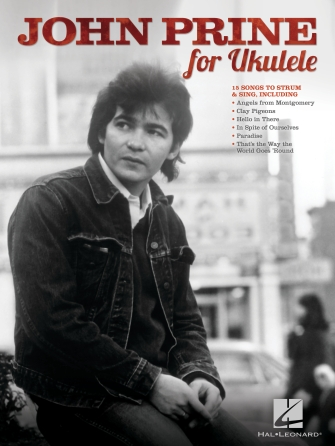 Product Cover for John Prine for Ukulele