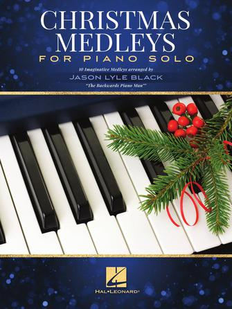 Product Cover for Christmas Medleys for Piano Solo