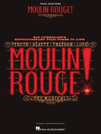 Product Cover for Moulin Rouge! The Musical
