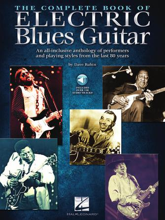 The Complete Book of Electric Blues Guitar