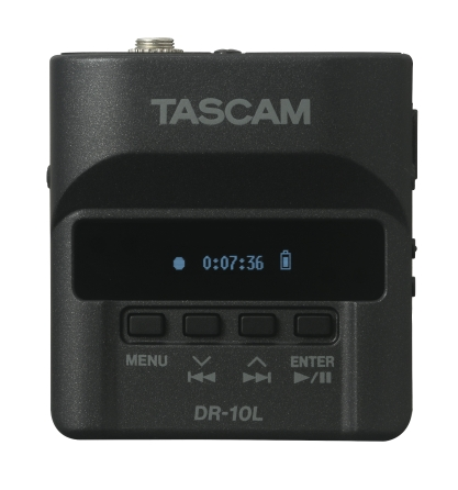 Product Cover for TASCAM DR-10l Micro Linear Recorder
