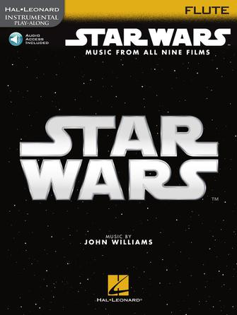 Product Cover for Star Wars – Instrumental Play-Along for Flute