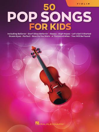 Product Cover for 50 Pop Songs for Kids