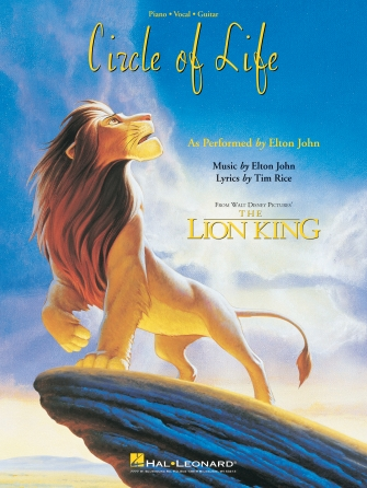 Product Cover for Circle of Life from The Lion King