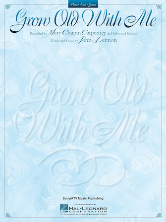 Product Cover for Grow Old With Me