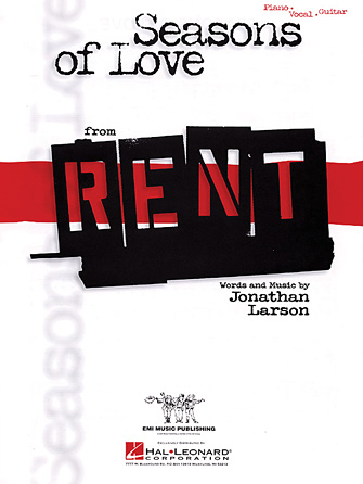 Product Cover for Seasons of Love (from Rent)