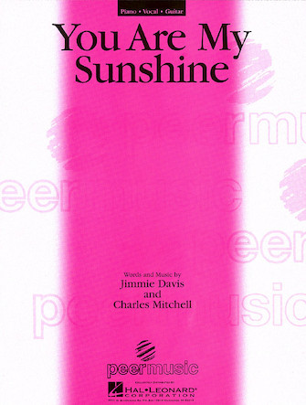 Product Cover for You Are My Sunshine
