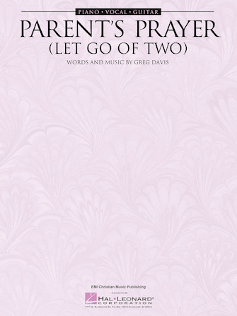 Product Cover for Parent's Prayer Let Go Of Two
