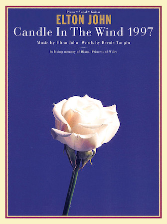 Product Cover for Candle in the Wind 1997