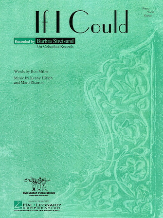 Product Cover for If I Could