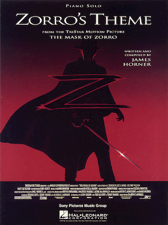 Product Cover for Zorro's Theme (from The Mask of Zorro)