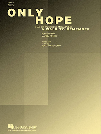 Product Cover for Only Hope