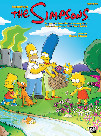 Product Cover for Theme from The Simpsons