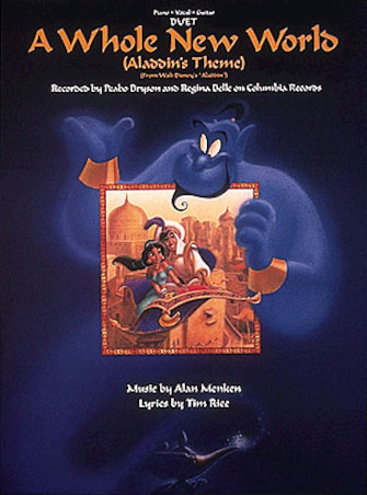 Product Cover for Whole New World, A