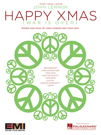 Product Cover for Happy Xmas (War Is Over)