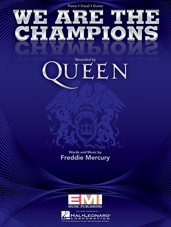 Product Cover for We Are the Champions