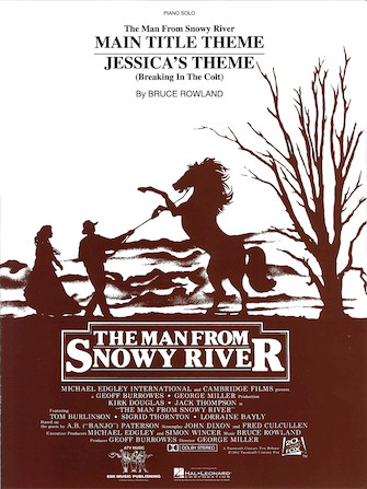 Product Cover for The Man From Snowy River/Jessica's Theme