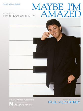 Product Cover for Maybe I'm Amazed