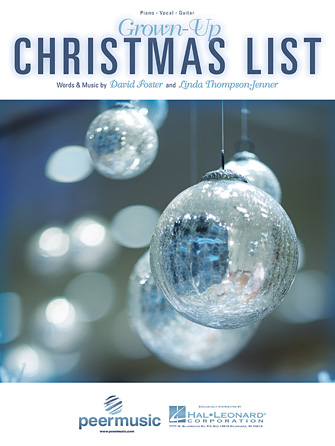 Product Cover for Grown-Up Christmas List