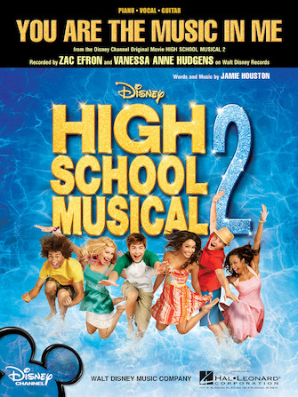 Product Cover for You Are the Music in Me (from High School Musical 2)