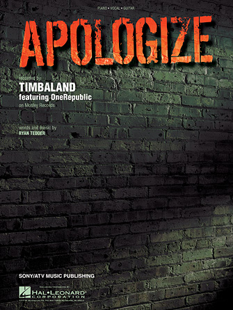 Product Cover for Apologize
