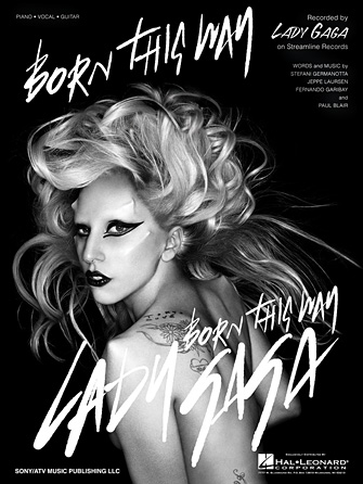 Product Cover for Born This Way