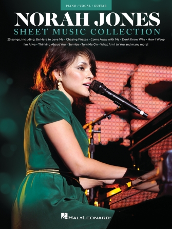 Norah Jones – Sheet Music Collection