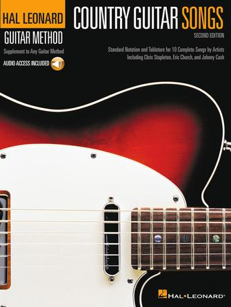 Product Cover for Country Guitar Songs – 2nd Edition