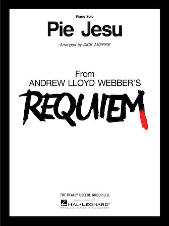 Product Cover for Pie Jesu – Piano Solo