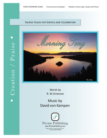 Product Cover for Morning Song