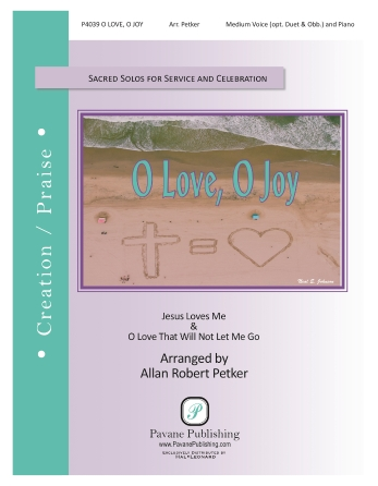 Product Cover for O Love, O Joy