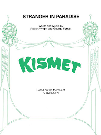 Product Cover for Stranger In Paradise (From 'Kismet')