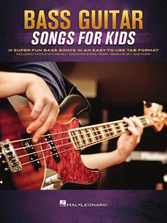 Bass Guitar Songs for Kids