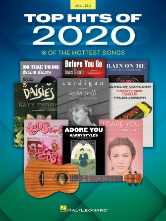 Top Hits of 2020 Ukulele