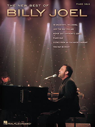 Product Cover for The New Best of Billy Joel